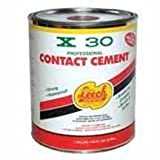 LEECH PRODUCTS X30-79 X-30 Professional Contact Cement