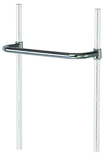 Quantum Push Handles for Wire Shelving Kit, NSF, Green EPOXY by Quantum Food Service
