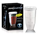 ZeroWater Replacement Filters 2-Pack BPA-Free Replacement Water Filters for ZeroWater Pitchers and Dispensers NSF Certified to Reduce Lead & Other Heavy Metals