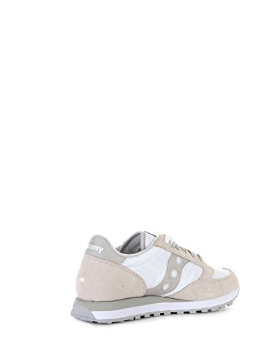 Jazz Grey Saucony Trainer Womens White Originals Original fvHqw5OH