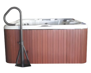 Cover Valet - Spa Side Handrail - For All Hot Tub Spas ()