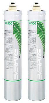 EverPure H-300 Replacement Filter Cartridge - EV9270-72 - 2 Pack by Everpure H-300 ( 2 pack )