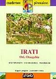 Irati, Ori, Otsagabia (libro+mapa) - Cuadernos Pirenaicos