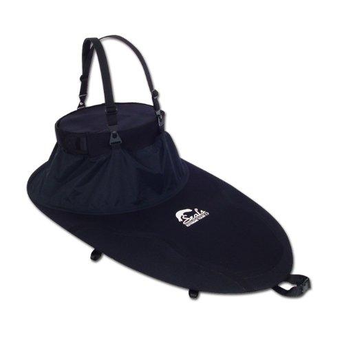 SEALS Extreme Tour Sprayskirt, 1. Black One Size