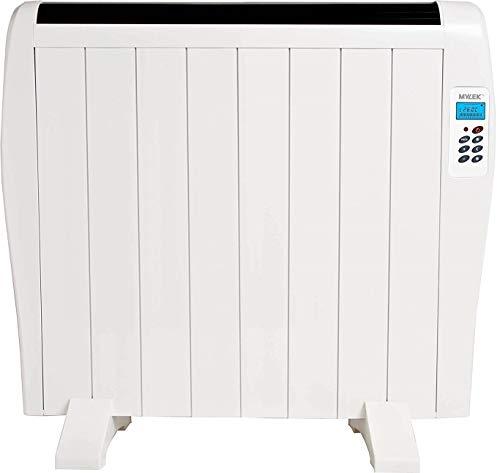 MYLEK Lumi 1.2kW Aluminium Electric Panel Heater | Energy Efficient, Open...