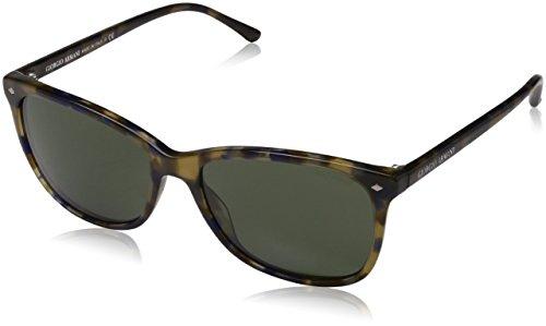Giorgio Armani AR8059 - 541131 Tortoise Square Sunglasses ()