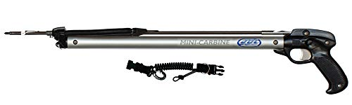 JBL Freediving/Spearfishing Mini Carbine Metal Speargun D6 w/Free Coil Lanyard