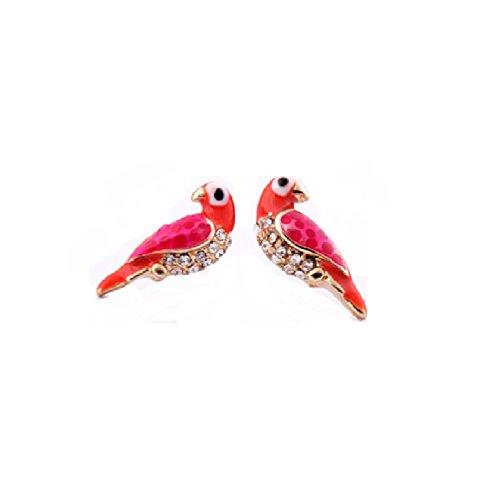 LARESDOMI Vintage Gold tone earrings