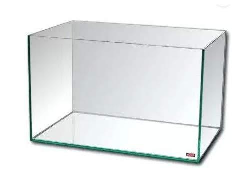Generic Rectangle Aquarium Tank 10 LTR | Wallpaper 1.5 ft | 6mm Glass