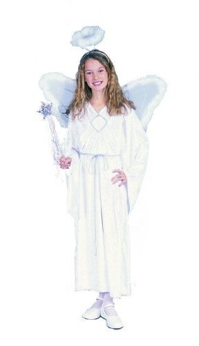 Heavenly Devil Child Costume (RG Costumes Heavenly Angel Costume, Standard/Child Small)