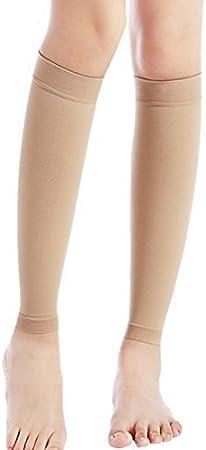 GHJL Lange Kleid Socken /über die Wade Tube Kompressionsstr/ümpfe abstrakte bunte Ahornbl/ätter Training Fu/ßball Athletic Sportsocken