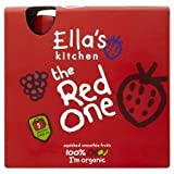 Ella's Kitchen - Smoothies - The Red One - 5x90g (Case of 6)