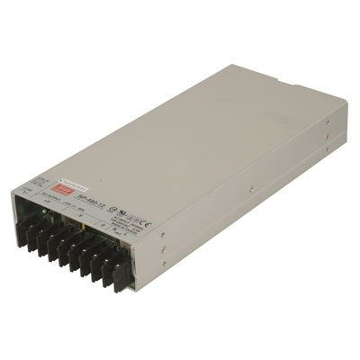 SP-480-15 AC/DC Power Supply Single-OUT 15V 35A 480W 9-Pin