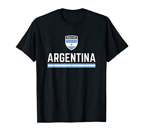 Argentina Soccer Jersey 2019 Argentinian Football Team Shirt (Black Womens Soccer Jersey)