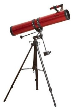 Carson Red Planet 45-100x114mm Newtonian Reflector Telescope