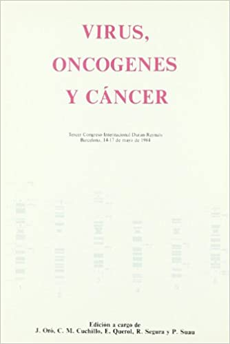 Amazon.com: Virus, oncogénes y cáncer (9788474883374): Or? J ...
