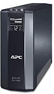 Amazon.com: APC Back-UPS Pro 1000VA UPS Battery Backup