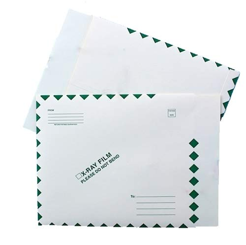 (X-Ray Film Mailers - Ungummed Flap, 15