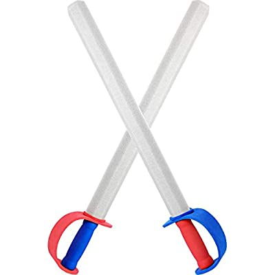Click N Play Giant Toy Foam Swords for Kids 27