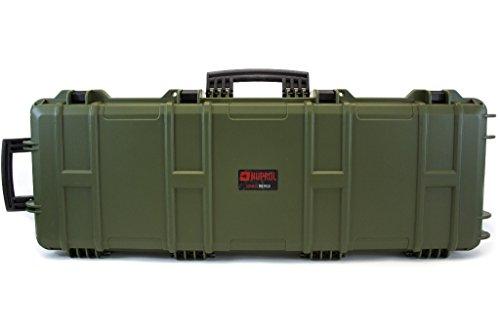 Nuprol Large Rifle Hard Case - Green