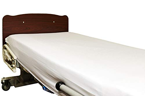 Briggs Healthcare 50-3680 No-Iron Percale Bedding (Fitted Sheet)