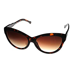 Kenneth Cole Reaction Cat Eye Ladies Sunglasses - Tortoise