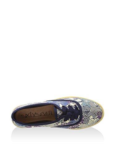 Chaussures Plate-forme Bleu Soixantesept / Multicolore Eu 40 SZ3Hj2h