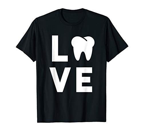 Dentist T-Shirt Funny Gift for Dental Hygienist Assistants