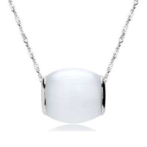 sephla-white-gold-plated-lucky-moonstone-pendant-necklace