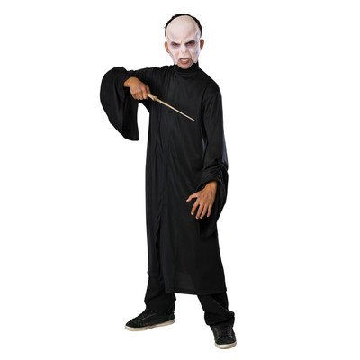 Harry Potter Voldemort Child Costume Size: Small
