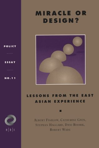 Topic, east asian experience think