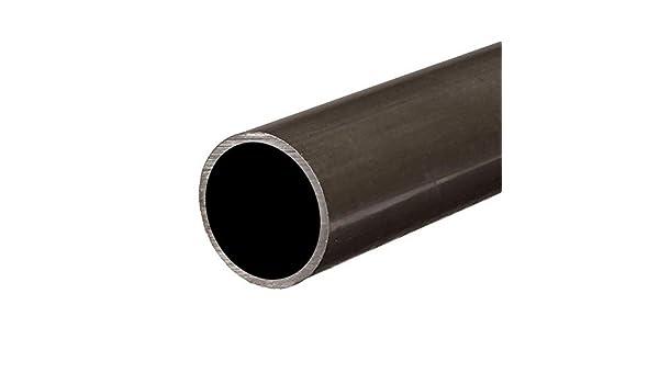 Steel DOM Round Tube 1-1//8 OD x 0.120 Wall x 0.885 ID x 24 inches