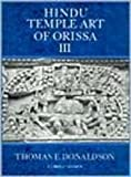 Hindu Temple Art of Orissa, Donaldson, T.E., 9004071776