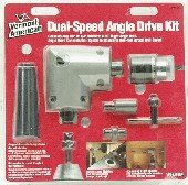 - Vermont American 17172 Angle Drive with Chuck and Chuck Key