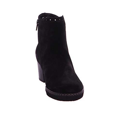 Botines 37 Noir Micro Femme Comfort s Basic Shoes s Schwarz Gabor UqwnAHtxSH