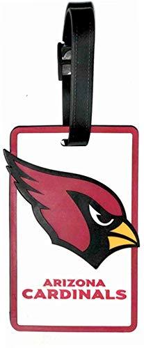 NFL Arizona Cardinals Soft Bag Tag