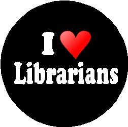 Image result for i heart librarians images