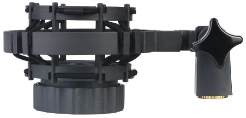 AKG Acoustics H85 Spider-Type Shock Mount for C300B, C400B, C414B - Microphone Akg 414
