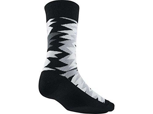 Calcetines triples Air VII para hombre de 1 par (grande, negro, gris, blanco, rojo)