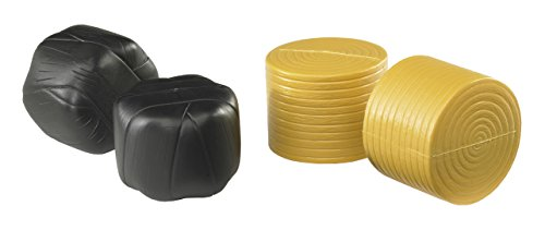 Bruder Round Hay Bales Unwrapped product image