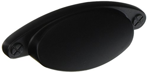 - Rusticware 945BLK Kitchen and Bath Cabinet Pull