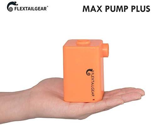 [해외]플렉스 테일기어 휴대용 에어 펌프 3600mAH 배터리 USB 충전식 경량 에어 펌프 - 에어 매트 수영장 장난감 플로트 수영 링 구명품 에어 베드 용 빠른 팽창 및 발산. / 플렉스 테일기어 휴대용 에어 펌프 3600mAH 배터리 USB 충전식 경량 에어 펌프 -...