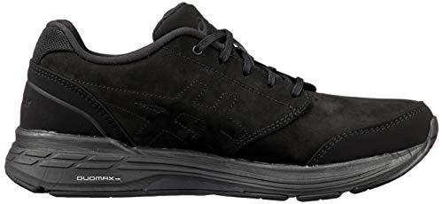 Para odyssey black Running black Zapatillas Asics Mujer Gel Negro 001 De gAMOpZS