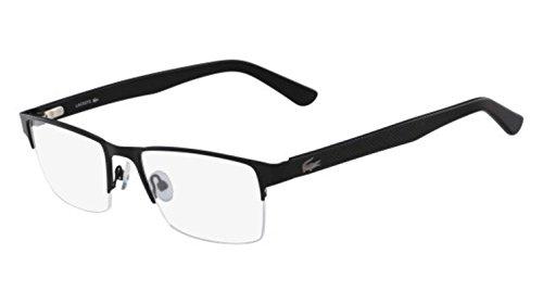 Eyeglasses LACOSTE L 2237 002 MATTE BLACK