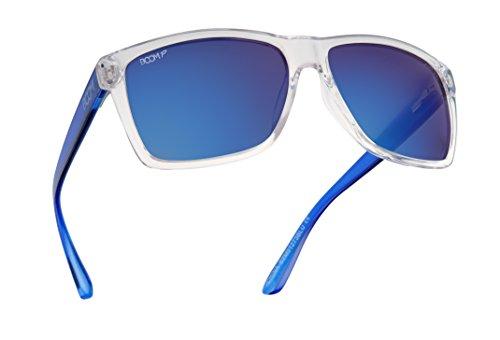 Boom Surge Polarized Sunglasses by Dimensional Optics - HAMMERHEAD