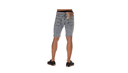 Bl O Bleu b Shorts m Slim Levi's Short Cutoff 511 p zH4qwnTpxn