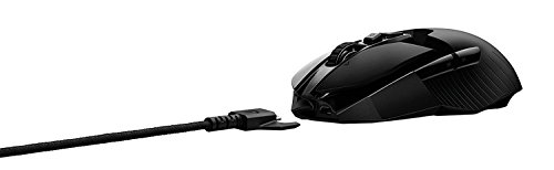 Logitech G903 LIGHTSPEED Gaming Mouse with POWERPLAY Wireless Charging Compatibility(Certified Refurbished) by Logitech (Image #4)