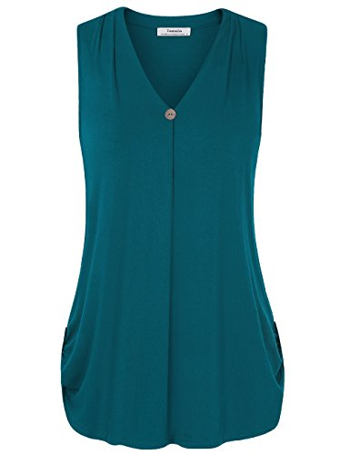 Youtalia Womens Sleeveless Business Casual product image