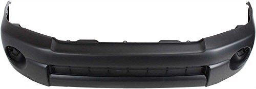 OE Replacement Toyota Tacoma Front Bumper Cover (Partslink Number TO1000304)