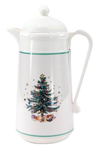 (Nikko Ceramics Christmas Giftware Thermal Carafe)